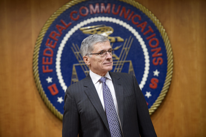Chairman Wheeler calls for Title II to ensure net neutrality.