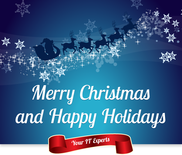 Merry christmas happy new year from your boston it experts m4hsunfo